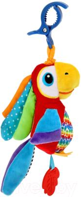 Развивающая игрушка Умка Попугай с прорезывателем / RH-PAR