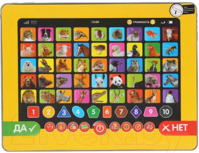 Развивающая игрушка Умка Обучающий планшет. Зоовикторина / HX82015-R7