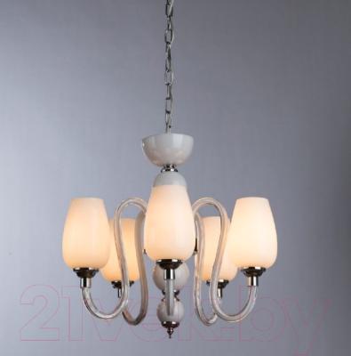 Люстра Arte Lamp Lavinia A1404LM-5WH
