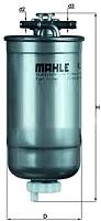 Топливный фильтр Knecht/Mahle KL147/1D -