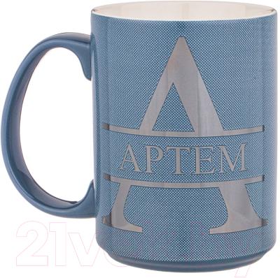 Кружка Lefard Артем / 97-638