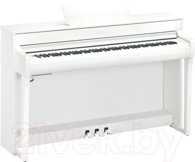 Цифровое фортепиано Yamaha CLP-735WH