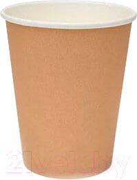 Набор бумажных стаканов Krafteco Крафт
