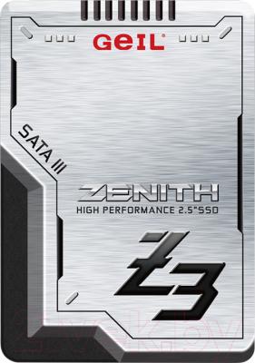 SSD диск GeIL Zenith Z3 256GB (GZ25Z3-256GP)
