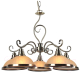 Люстра Arte Lamp Safari A6905LM-5AB -