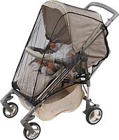Москитная сетка для коляски Bambola Универсальная 037В (черный) -