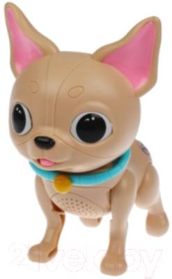 Фото - Интерактивная игрушка Наша игрушка Щенок / E5599-11 интерактивная мягкая игрушка mioshi active весёлый щенок mac0601 006 белый
