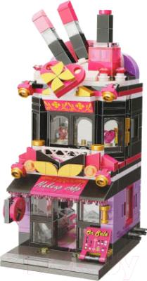 Конструктор Наша игрушка Городские здания. Магазин косметики / C0103