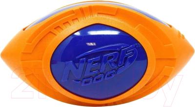 Игрушка для собак Nerf Мяч для регби / 54412