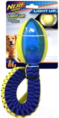 Игрушка для собак Nerf Мяч для регби / 56131