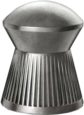 Пульки для пневматики BORNER Domed Pro 4.5мм 0.51г / 1106114504
