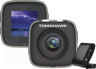 Автомобильный видеорегистратор Tomahawk FHD X1