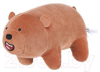 Мягкая игрушка Miniso We Bare Bears. Гризли / 0634
