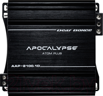 Автомобильный усилитель Alphard Apocalypse AAP-2100.1D