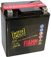 Мотоаккумулятор Fiamm FTX7L-BS / 7904478 (6.5 А/ч) -
