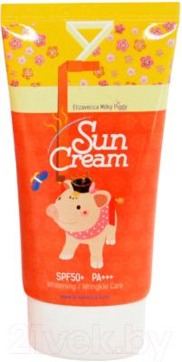 Крем солнцезащитный Elizavecca Sun Cream SPF 50+ (50мл)