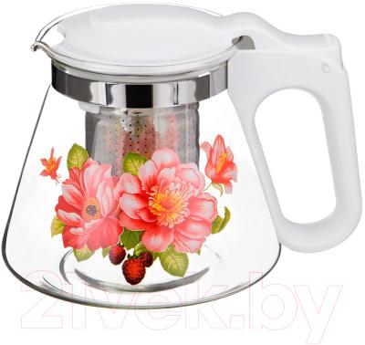 Заварочный чайник Agness 885-051