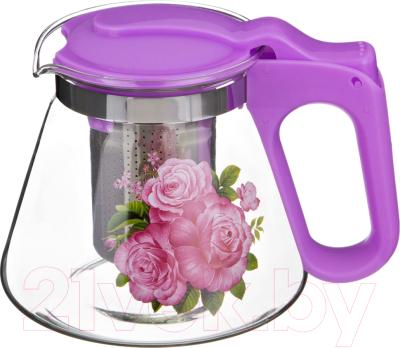 Заварочный чайник Agness 885-052
