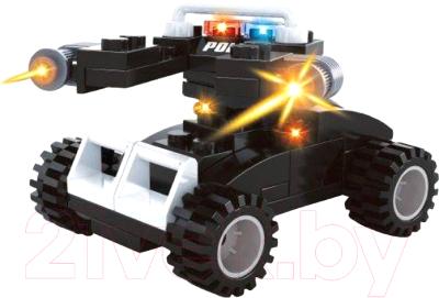 Конструктор Ausini Полиция Машина / 23312