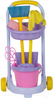 Набор хозяйственный игрушечный Стром Золушка №4 / У766