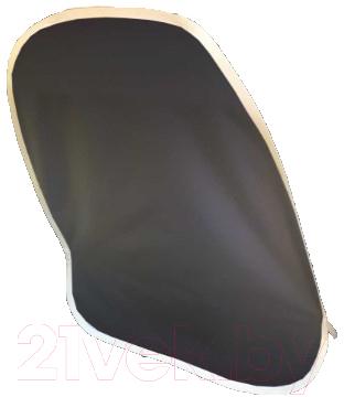 Накидка на автомобильное сиденье JoyArty Темный металл / cspr_23572