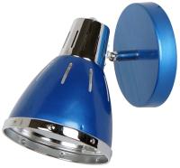 Спот Arte Lamp Marted Blue A2215AP-1BL -