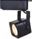 Трековый светильник Arte Lamp Lente Track A1314PL-1BK -
