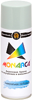 Краска Monarca Универсальная RAL 7004 (520мл, сигнальный серый) -