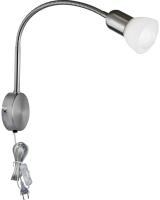 Спот Arte Lamp Falena A3116AP-1SS -