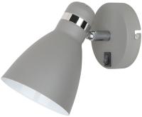 Спот Arte Lamp Mercoled Grigio A5049AP-1GY -