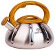 Чайник со свистком KING Hoff KH-3291 (3л) -