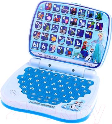 Развивающая игрушка Disney Умный компьютер. Холодное сердце / 1481196