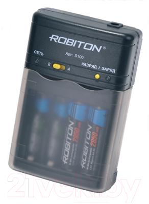 Зарядное устройство для аккумуляторов Robiton Smart S100 BL1
