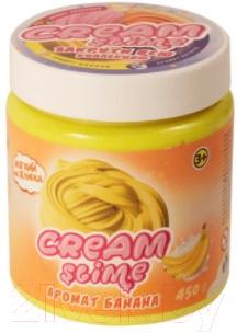 Слайм Slime Cream-Slime с ароматом банана / SF05-B