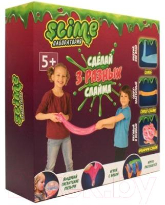 Набор для создания слайма Slime Лаборатория для девочек / SS300-5