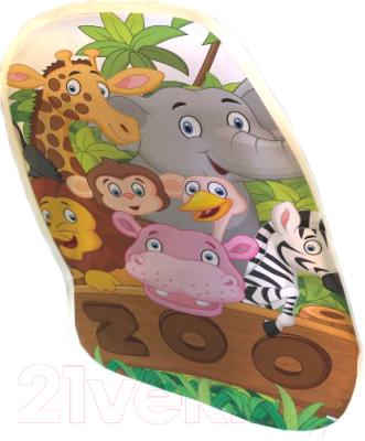 Накидка на автомобильное сиденье JoyArty Жители зоопарка / cspr_37596