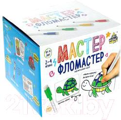 Фото - Настольная игра Лас Играс Мастер фломастер / 5865897 настольная игра лас играс ква шарики
