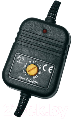 Адаптер питания автомобильный Robiton PN800S BL1