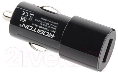 Адаптер питания автомобильный Robiton USB2100/Auto