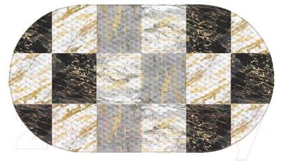 Коврик на присосках Varmax Gold Marble DF-270