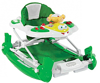 Ходунки Lorelli Swing Helicopter Green (10120330004) -