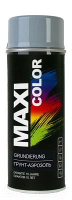 Грунтовка автомобильная Maxi Color 0001MX