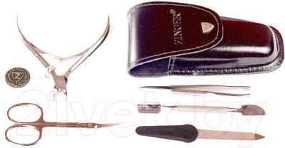 Фото - Маникюрный набор Zinger zo-MS-Z2-S-N маникюрный набор с косметичкой zinger ms 1205 804 s 10 предметов