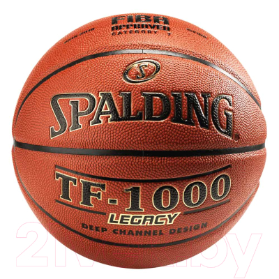 Баскетбольный мяч Spalding TF-1000 Legacy FIBA / 76-964Z