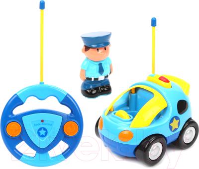 Радиоуправляемая игрушка Жирафики Полицейская машина / 939502 игрушка попрыгун altacto полицейская машина белый