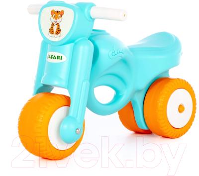 Каталка детская Полесье Мотоцикл. Мини-мото. Сафари / 90195