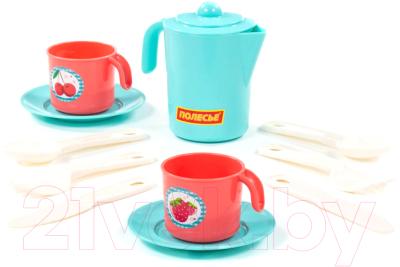 Набор игрушечной посуды Полесье Анюта / 80042