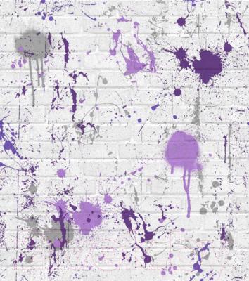 Бумажные обои Белобои Граффити фон С1-МО к-2