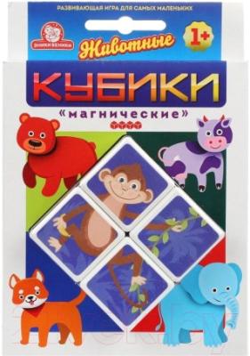Развивающая игрушка Татой Кубики. Магические животные Т2 / 1192 стул нота т2