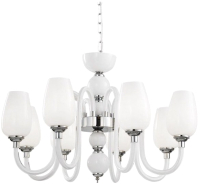 Люстра Arte Lamp Lavinia A1404LM-8WH -